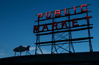 Pike Place Market, Seattle WA, 2016