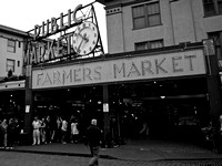 Pike Place Market, Seattle WA, 2011