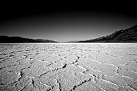 Badwater, Death Valley CA, 2007