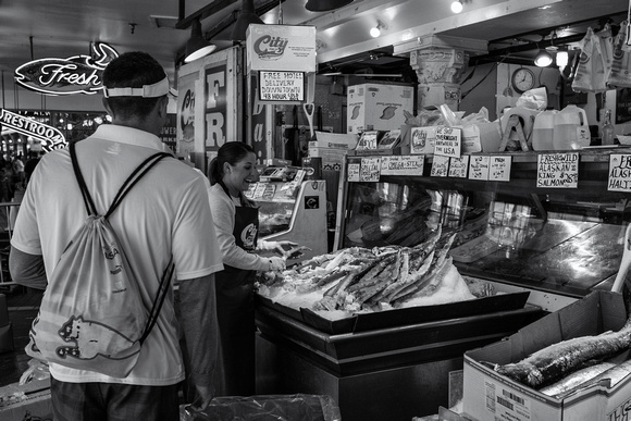 Pike Place Market, Seattle WA 2016