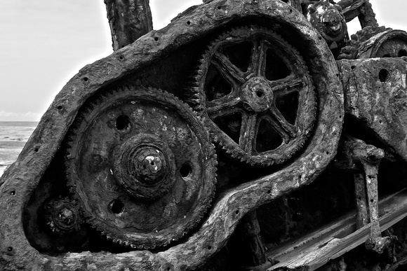 Machinery #1 - Ranchos Palos Verdes, CA